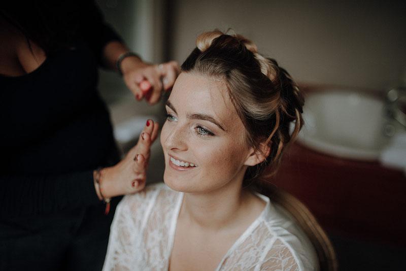 Brautstyling Hamburg Kerstin Schmidt Make Up Haare