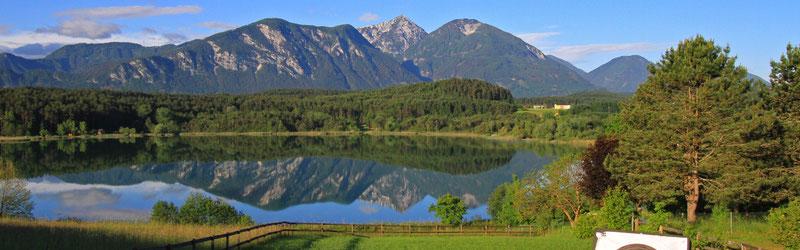 Turnersee im Herbst