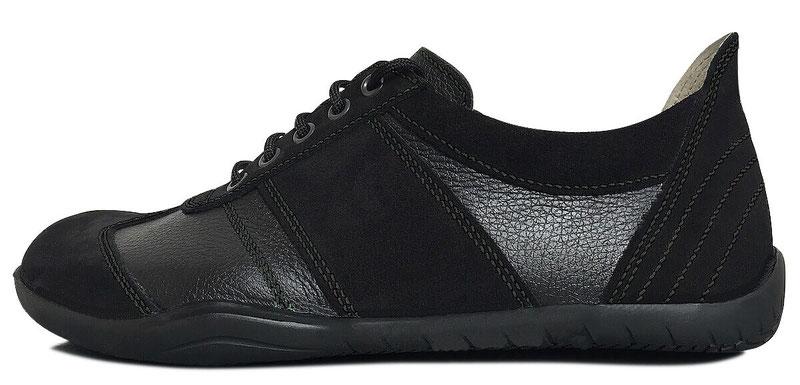 Senmotic barefoot shoes - Performa F1 Black/Black