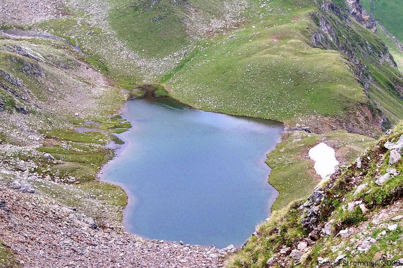 Der Arnitzsee in Osttirol