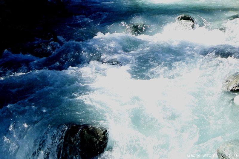 Isel in Osttirol (Gletscherfluss)