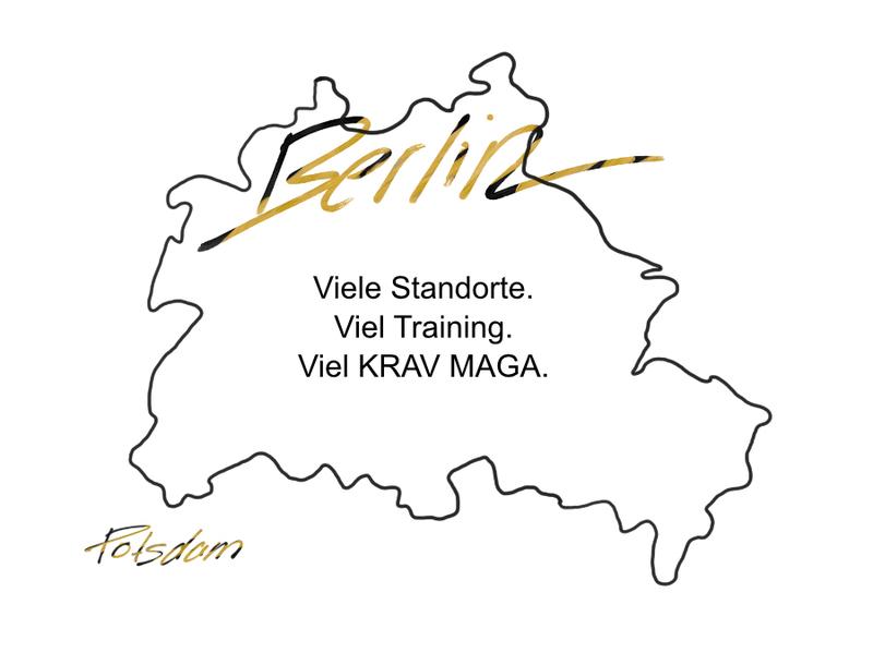 12 KRAV-MAGA-Trainingszentren in und um Berlin