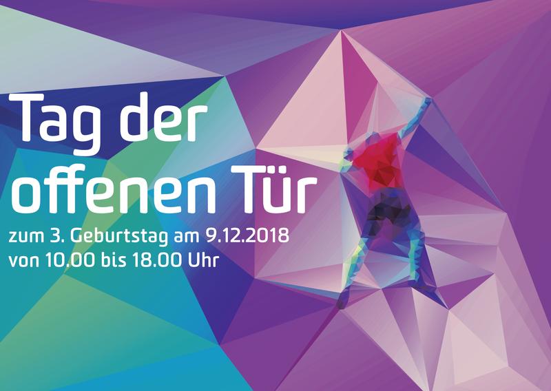 Tag der offenen Tür am 9.12.18 von 10.00 bis 18.00 Uhr in Kletterzentrum des Bremer Alpenverein, Robert-Hooke-Straße 19, 28195 Bremen