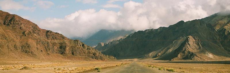 Der Pamir Highway – Landschaft, Gebirge und Highway