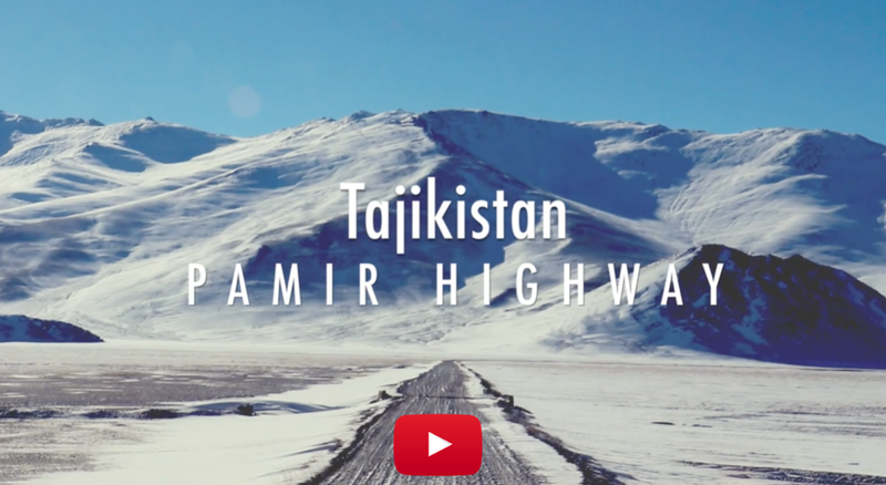 Video zum Pamir Highway in Tajikistan