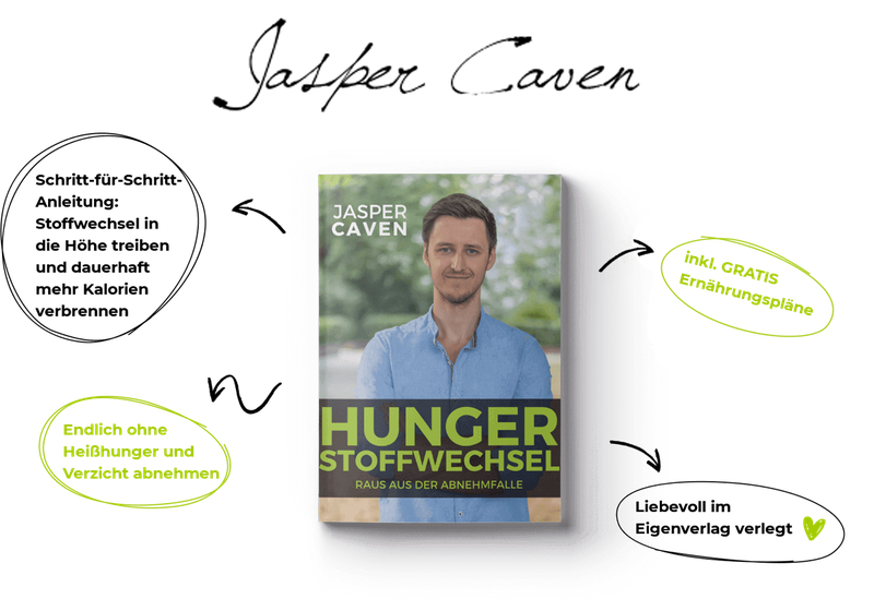 Das kostenlose Buch von Japser Cavenn.