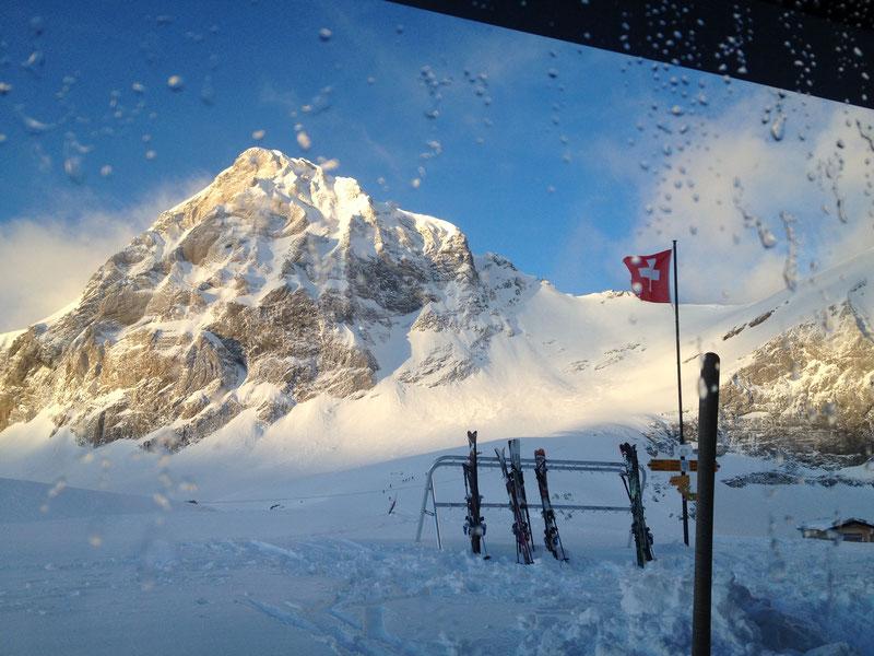 Schneeschuhtour Lötschenpass
