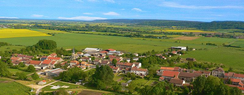 Visitez la Meuse depuis de Gîte des Côtes de Meuse - Christine et Martial Poupion - Manheulles - 0329873670
