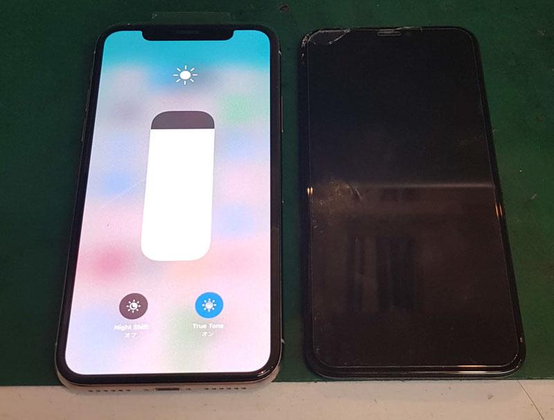 価値を下げないiPhone修理