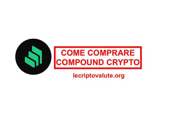 Dove e come comprare Compound COMP Guida completa