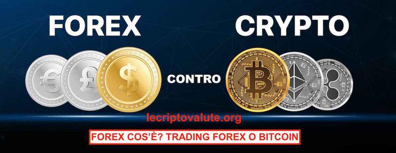 Il Forex cos'è? Trading Forex o Bitcoin? Guida principianti