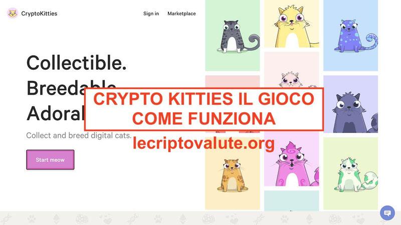 come giocare a crypto kitties come funziona ethereum trucchi