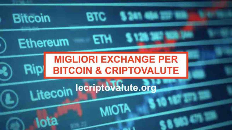 ▷ Migliori exchange Bitcoin Italia Opinioni e recensioni