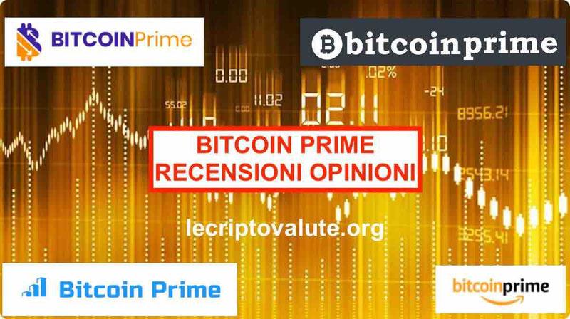 Bitcoin Prime truffa? Opinioni e recensioni