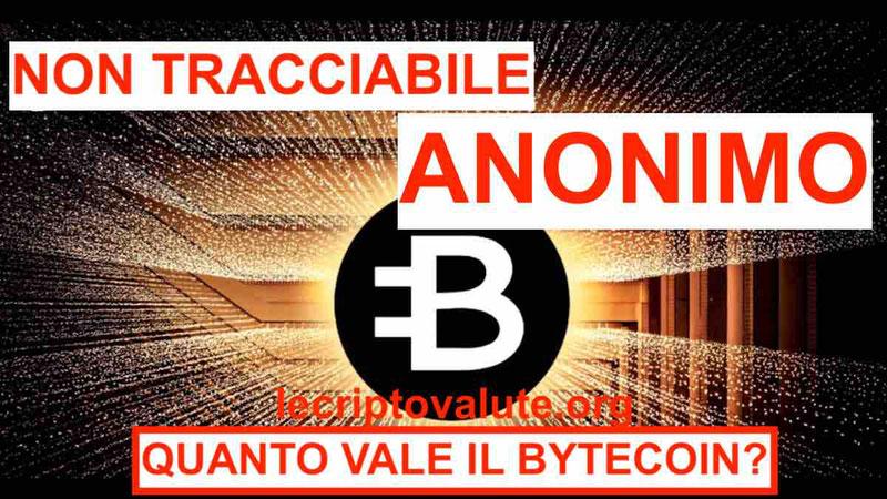 Bytecoin quotazione BCN alle stelle e poi scompare dalle piattaforme