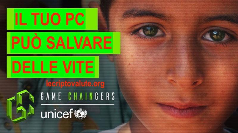 unicef criptovalute ethereum minare bambini siriani