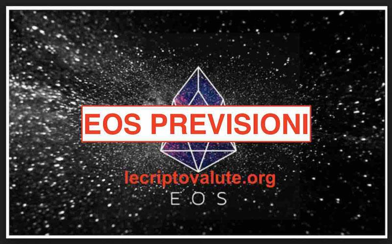 EOS previsioni 2019-2020 prezzo quotazione: opinioniforum Italiano
