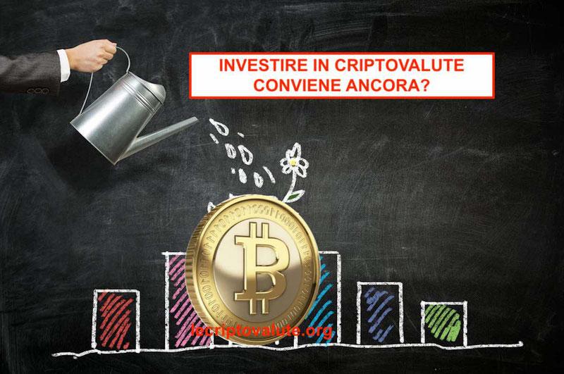 investire in bitcoin conviene 2018