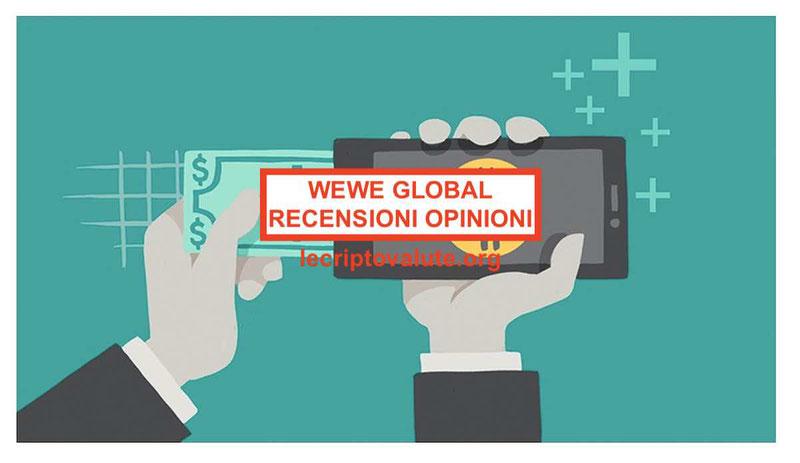 wewe global recensioni opinioni