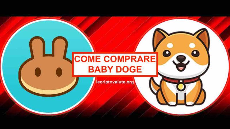 Dove come comprare Baby Doge Coin (BabyDoge)Guida completa