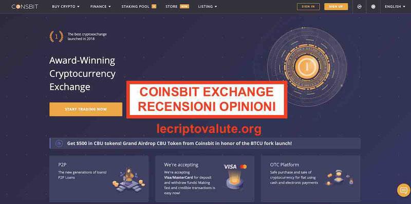 ▷ Coinsbit Recensioni Opinioni truffa o funziona? Alternative