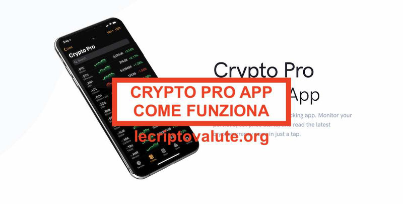 CryptoPro recensioni opinioni come funziona Truffa o no