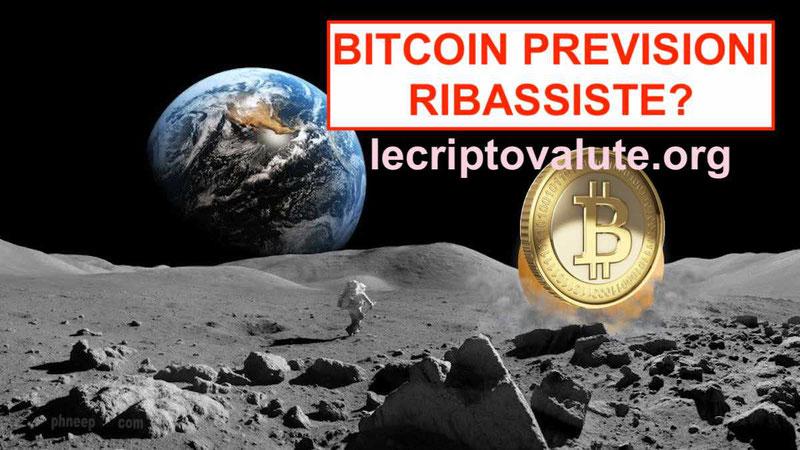 bitcoin previsioni ribasso euro dollaro 2018-2019