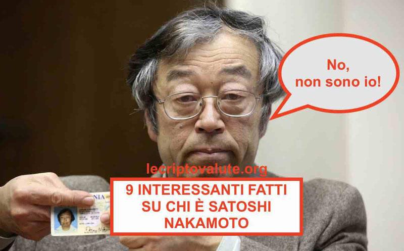 Satoshi Nakamoto Bitcoin 9 fatti che devi sapere: patrimonio e libro
