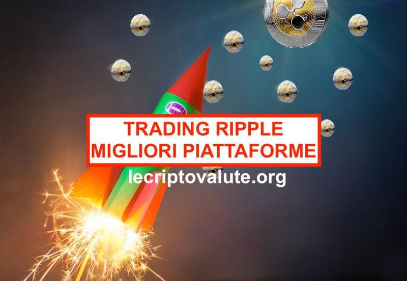 Trading Ripple in ItaliaXRP Migliori piattaforme
