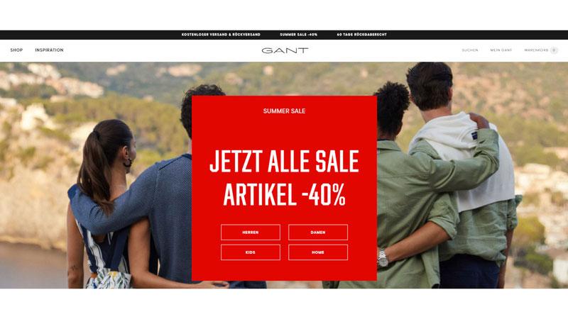 CheckEinfach | Bildquelle: gant.de