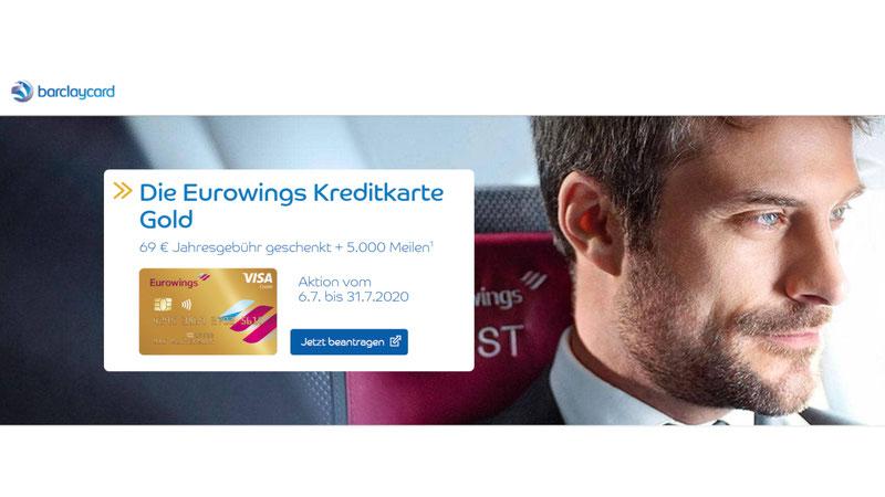 CheckEinfach | Bildquelle: barclaycard.de / eurowings-kreditkarte