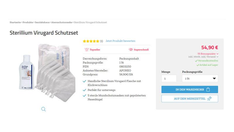 CheckEinfach | Bildquelle: shop-apotheke.com