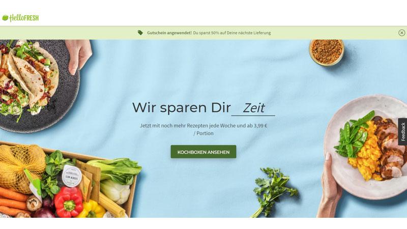 CheckEinfach | Bildquelle: hellofresh.de