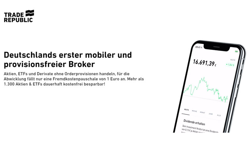 CheckEinfach | Bildquelle: traderepublic.de