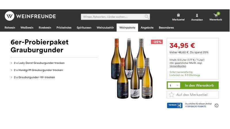 CheckEinfach | Bildquelle: weinfreunde.de