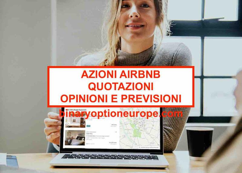 Come Comprare Azioni Airbnb Quotazione, Opinioni e previsioni