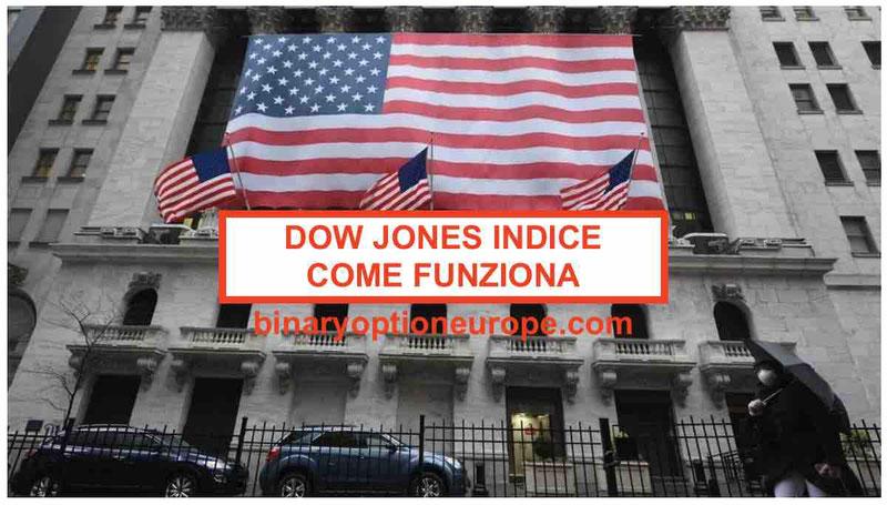 Dow Jones oggi quotazione: come funziona e come Investire