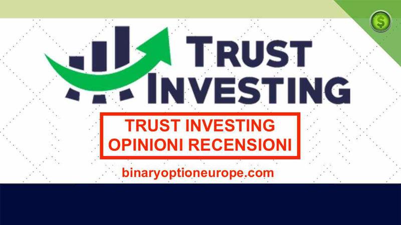trust investing recensioni opinioni italia avviso consob