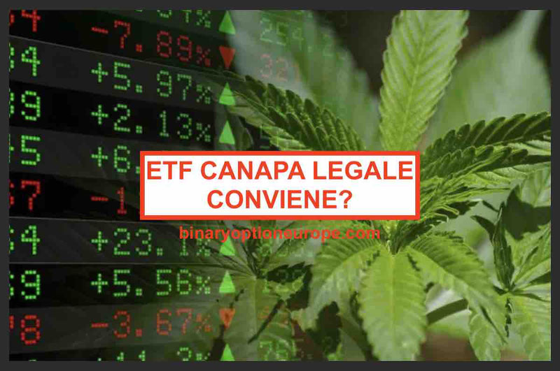 ETF Canapa conviene investire nella cannabis legale Previsioni