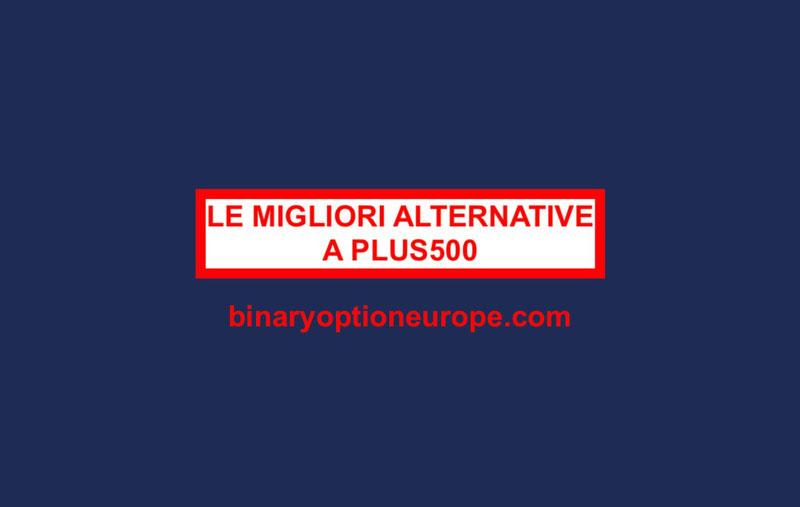5 migliori alternative a Plus500: sicure e affidabili CONSOB