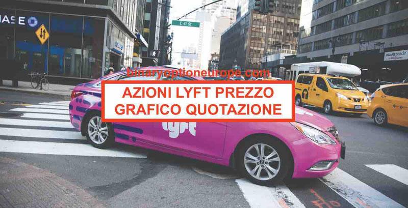 Comprare AzioniLyft: prezzo, grafico equotazione Miglior guida