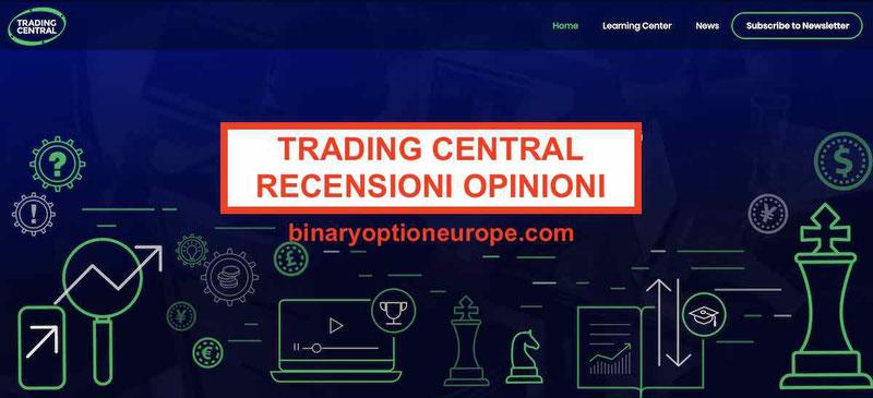 Investous Trading Central opinioni recensioni: come funziona