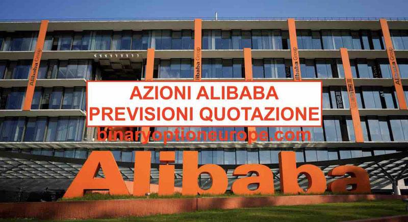 comprare azioni alibaba previsioni