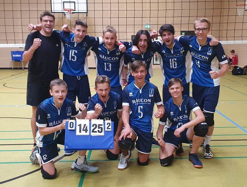 mU18 II 2020/2021 Oberliga