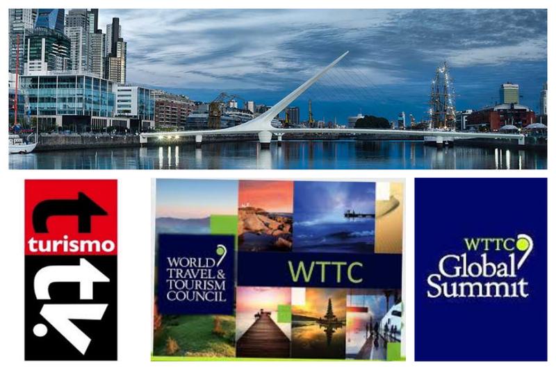 WTTC dará la bienvenida a más de 800 líderes de la industria en la Cumbre Global 2018 en Buenos Aires