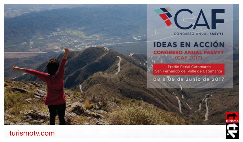 Congreso Anual de FAEVYT  Federación Argentina de Asociaciones de Empresas de Viajes y Turismo