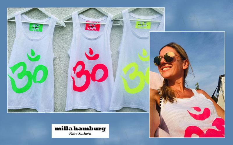 Yogalegging und Sweatshirt