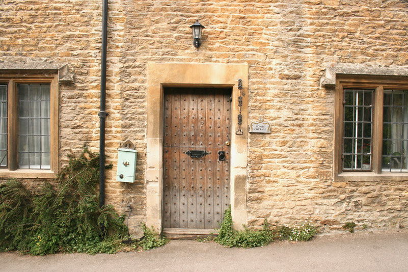 Cotswolds UK ofpenguinsandelephants The Ultimate Guide to Exploring the Cotswolds Castle Combs door