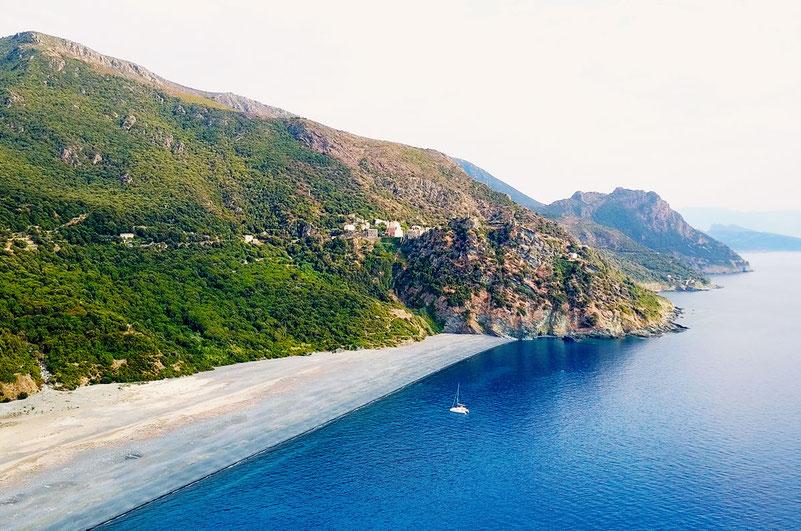 Die Naturschönheit Korsika