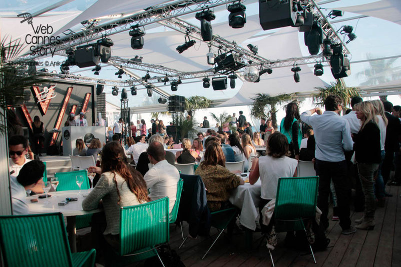Villa Schweppes - Festival de Cannes 2013 - Photo © Anik COUBLE